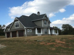 Oklahoma Custom Built Homes and Garages