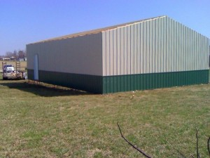 Oklahoma pole barns, pole buildings, garages