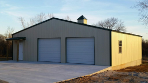 Oklahoma Pole Buildings and Garages