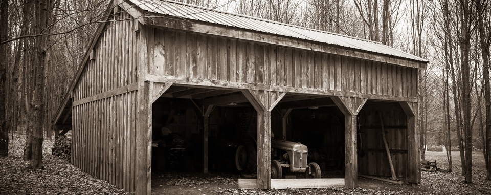 What is a Pole Barn - Meadows Buildings